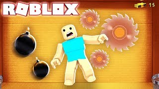 KICK THE BUDDY NO ROBLOX!