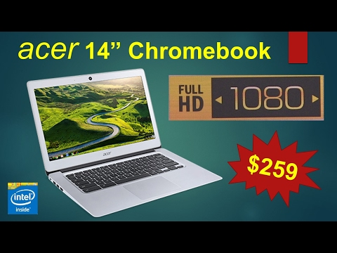 Acer Chromebook 14 - $40 price drop!!!