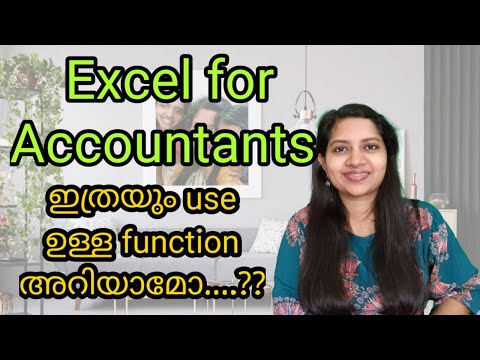 Useful Excel Functions for Accountants