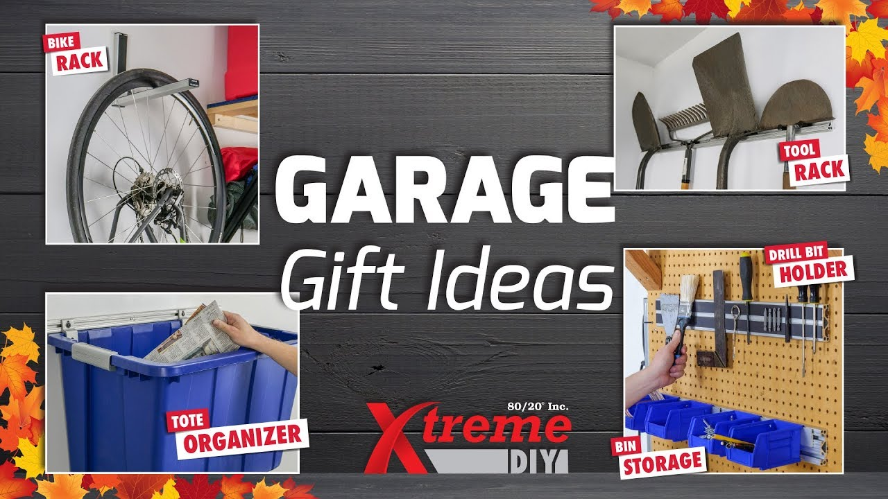 80 20 Inc Xtreme Diy Garage Gift Ideas Youtube