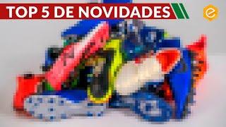 TOP 5 DE NOVIDADES DO MÉS - Next Gen adidas X 19+, Nike Mercurial Vapor . . .