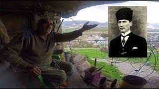 MAĞARADA YAŞAYAN ADAM  Atatürk'ün Hayatını Okudum!  - Dayının Eczacı ile Hikayesi !
