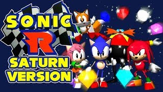 Sonic R (Saturn)  Walkthrough