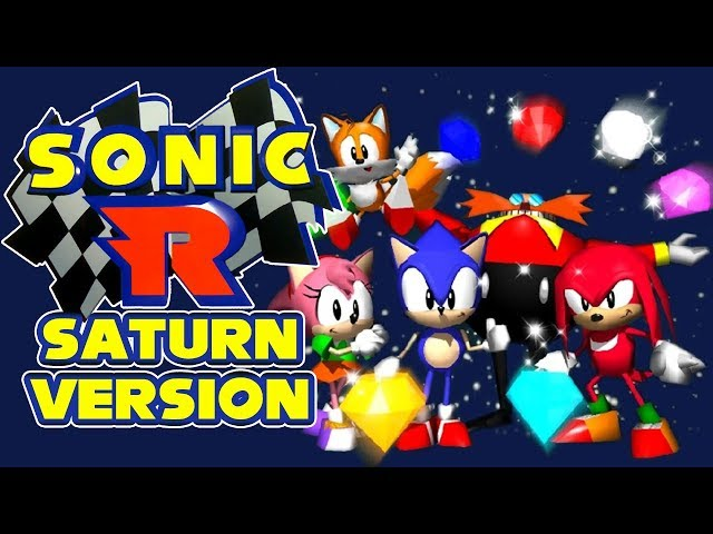 Sonic R (Saturn) - Walkthrough