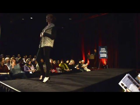 Tahki Stacy Charles Fashion Show - Vogue Knitting LIVE 2016