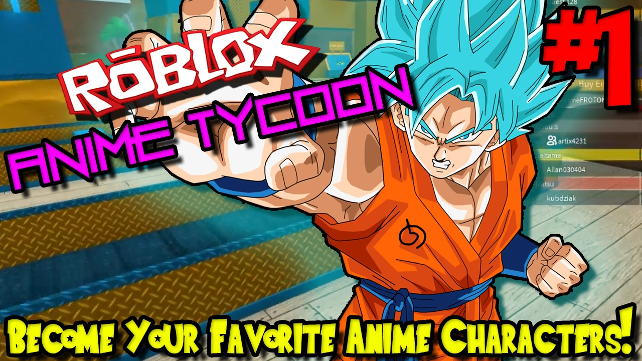 BECOME YOUR FAVORITE ANIME CHARACTERS!