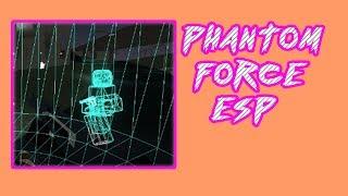 ROBLOX ESP Exploit 🔥 - Phantom Forces, Jailbreak, Counterblox