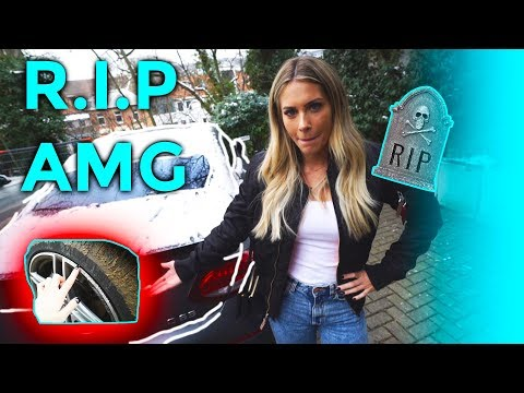 Mrs Bella fährt mein Auto | R.I.P FELGE | inscopelifestyle