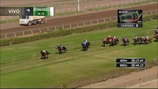 Vidéo de la course PMU PREMIO ESTRELLA BRILLANTE