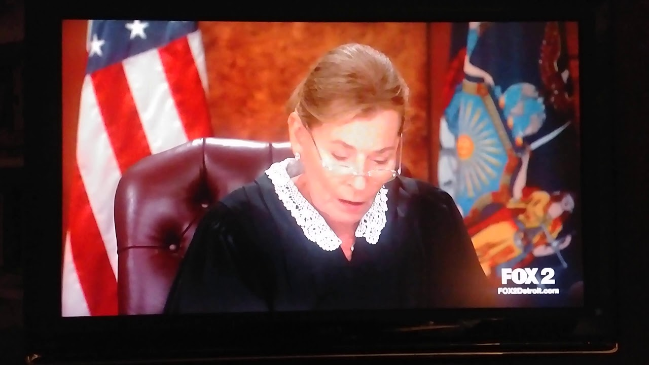 Judge Judy Admits She  Should Never Argue With Byrd