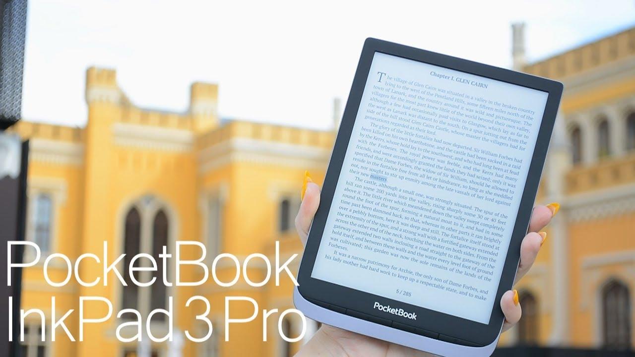 Pocketbook InkPad 3 Pro - najnowszy czytnik ebooków PocketBook