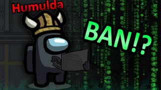 AMONG US pero me bannean por hacks