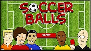 Soccer Balls - Game Walkthrough (full)