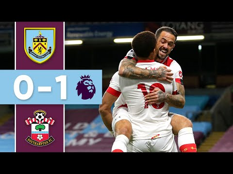 Burnley Southampton Goals And Highlights