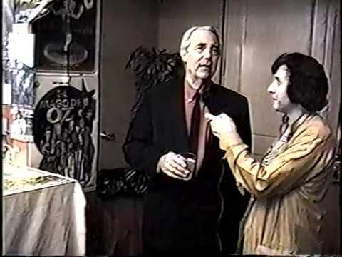 with James Karen Return of the Living Dead