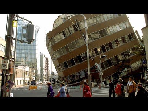 Le Tremblement De Terre De Kobe Youtube