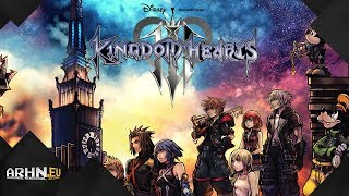 Kingdom Hearts III -- miała być recenzja a wyszło... to