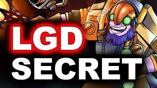 SECRET vs PSG.LGD - MAIN EVENT! - KUALA LUMPUR MAJOR DOTA 2