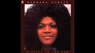 Barbara Acklin - Give Me Some Of Your Sweet Love
