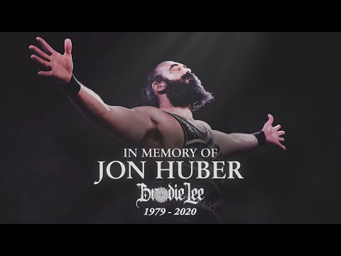 AEW Pays Tribute to Jon Huber aka Brodie Lee   AEW Brodie Lee Celebration of Life, 12/30/20