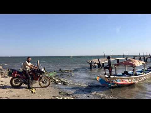 Motorcycle Senegal & Gambia