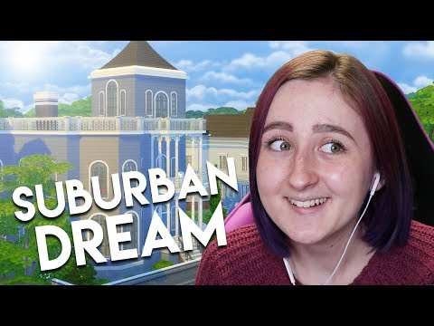FIXING THE ENTIRE SIMS 4: BLUE SUBURBIA
