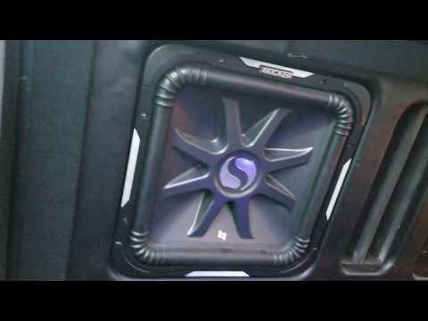 "L7 Kicker""s, Soundstream 8000D Review pt.1"