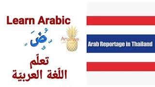 Learn Arabic|Arab Reportage in Thailand|تعلم اللغة العربية | arab reportage withvarabic subtitle