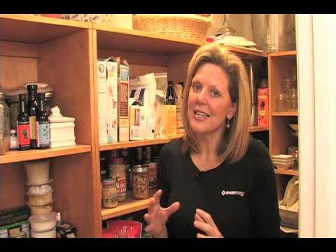 Peek Inside a Healthy Chef's Pantry