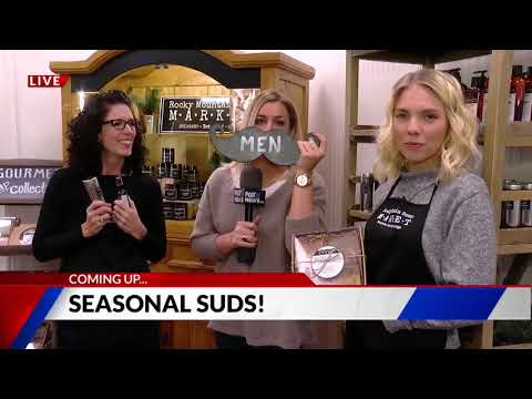 RMSM Holiday Gift Guide on FOX21 Morning News