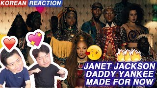 ENG🔥[LIT Action]Janet Jackson - Made For Now(Koreans Reaction)(Asian Reaction)