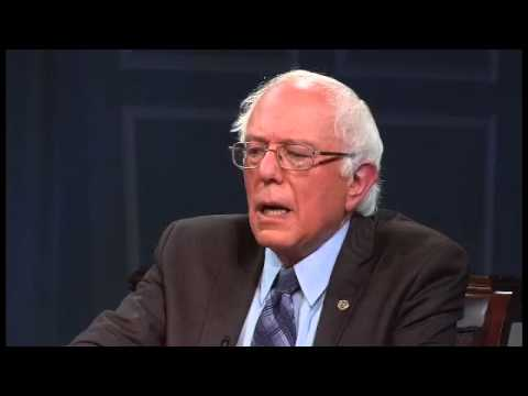 Bernie Sanders on Cornel West &