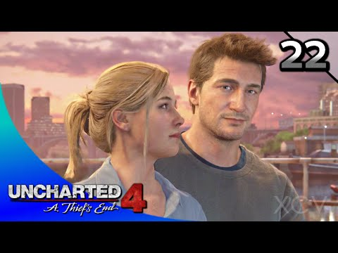 UNCHARTED 4: A Thief's End Walkthrough Part 22 · Chapter 22: A Thief's End (100% Collectibles)