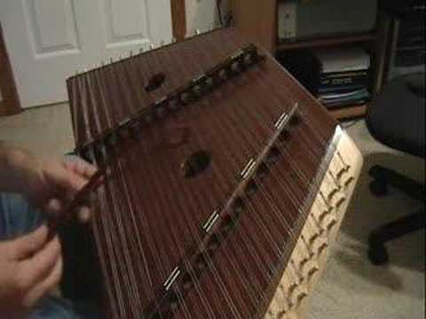 Music Box Dancer on Hammered Dulcimer