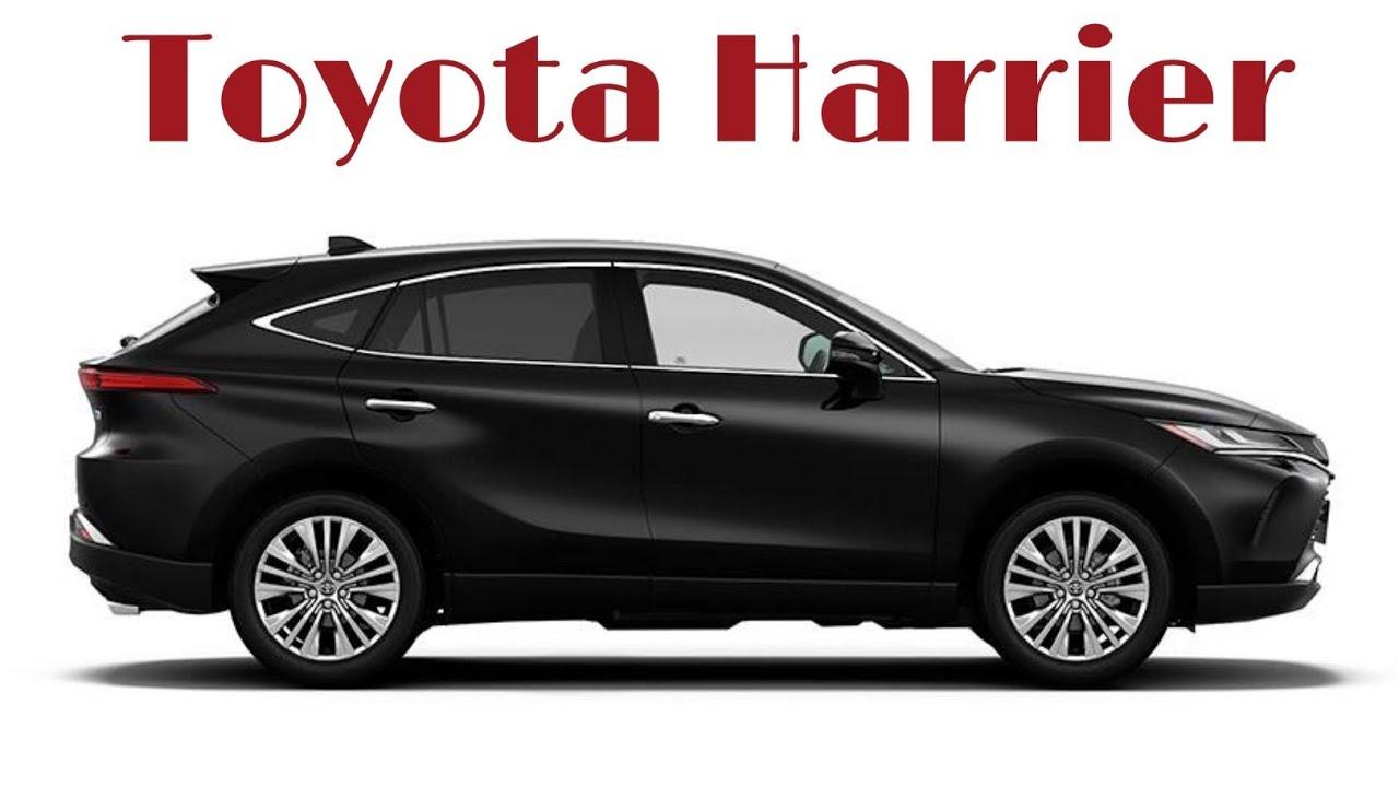 Kelebihan Harga Toyota Harrier 2019 Review