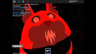 Roblox Radioactive Mama Jumpscare