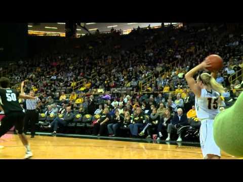 Dixon Leads #22 Iowa to 78-63 Win Over Colorado