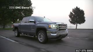 New 2016 GMC Sierra 1500 Safety Classic Buick GMC Arlington TX Fort Worth TX
