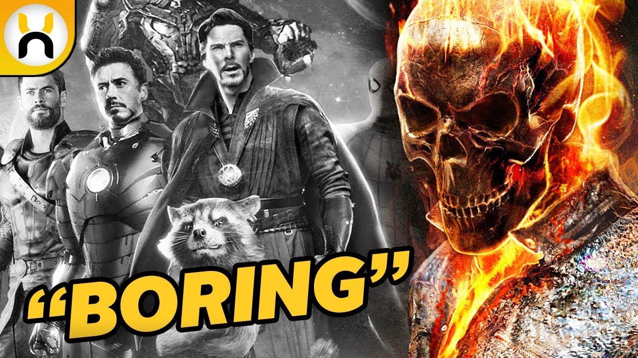 Ghost Rider Director Slams MCU & Calls Disney Marvel Films Boring