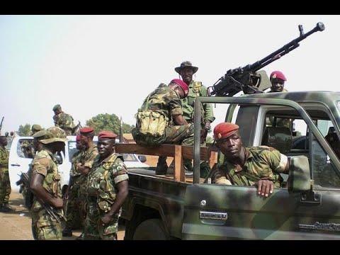 Tentative de coup d'Etat en cours en Guinée Conakry