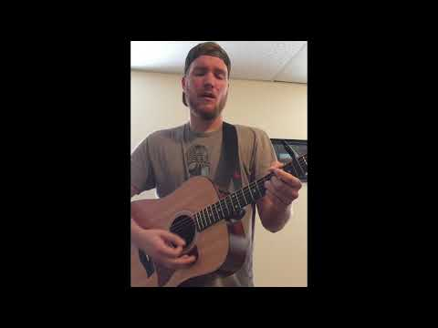 |Here Tonight| Brett Young (Cover) by Andrew Lamont