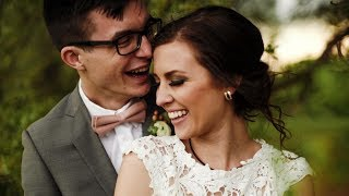 A Consistent Source Of Joy, Laughter, & Adventure | Texas Countryside Wedding