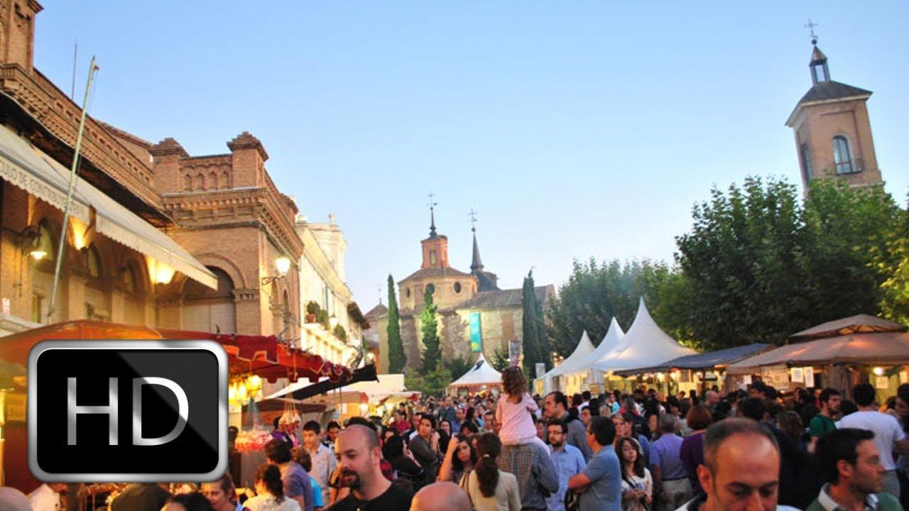 Mercado medieval de alcal de henares el quijote for Oficina inem alcala de henares