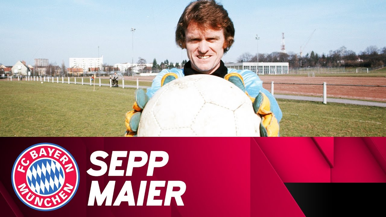 FC Bayern Legend Sepp Maier turns 73