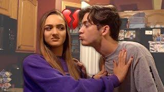 I DON'T WANT TO KISS YOU PRANK ON BOYFRIEND!