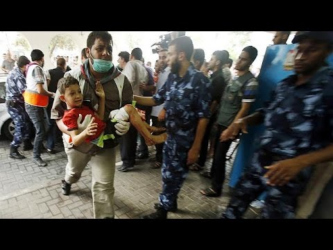 Gaza: 20 Palestinian People Including 3 Children Killed By IDF
