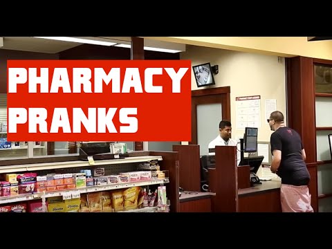 Pharmacy Prank