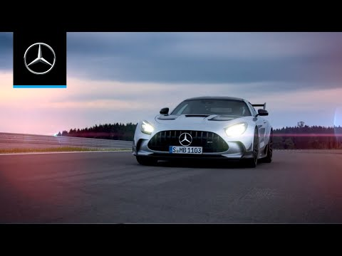 Mercedes-AMG GT Black Series hızına hız katıyor!