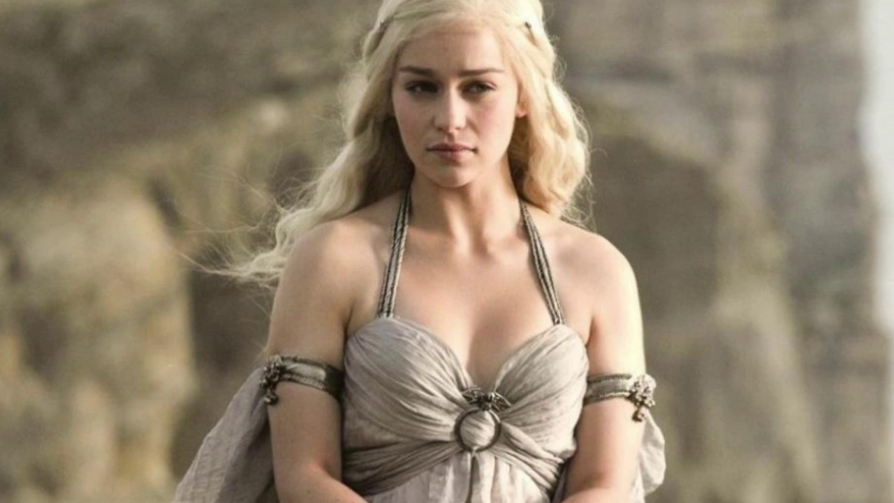 Emilia Clarke Is Named The Hottest Woman In The World Youtube