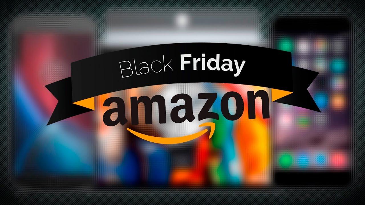 fcf1823c5a7 Black Friday en Amazon: las mejores ofertas - YouTube